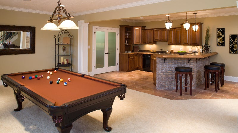 Cost To Finish A Basement, How Much Does It Cost To Finish A Basement In Ontario